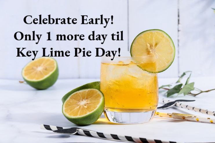 Celebrate Early!