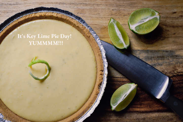 National Key Lime Pie Day